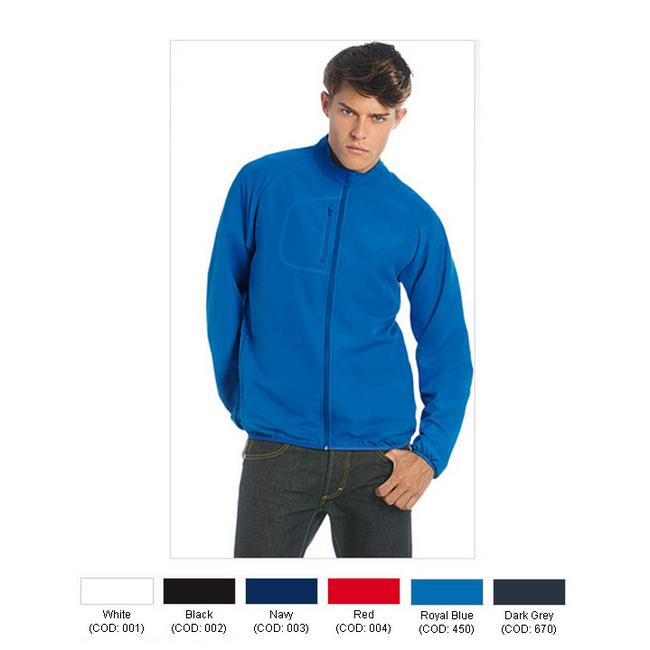 Dynamic jacket