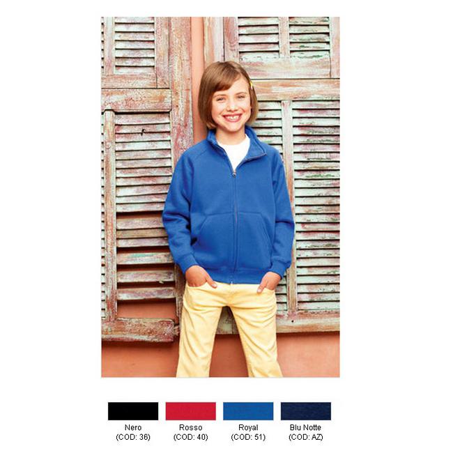 Felpa Bambino jacket