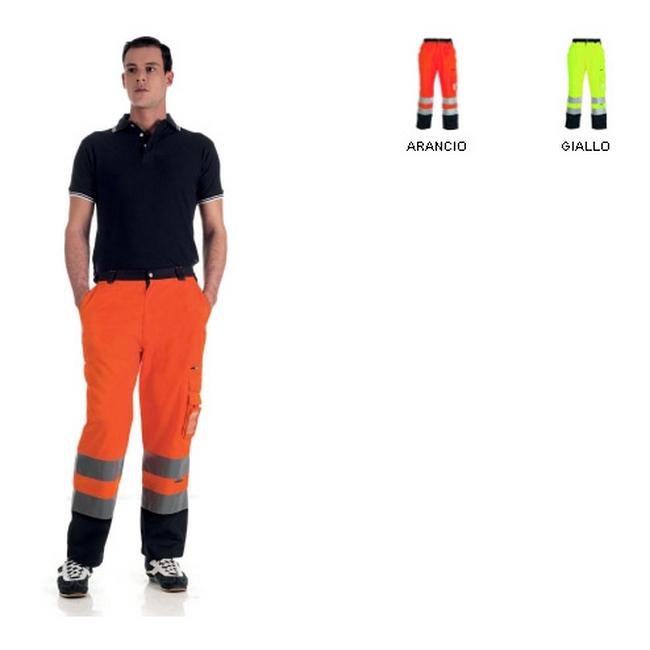 Pantalone Bicolore