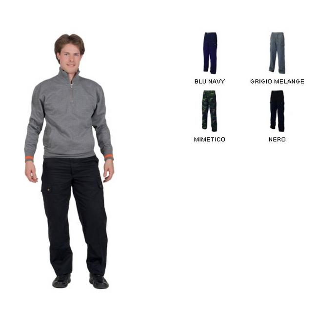 Pantalone Cotone